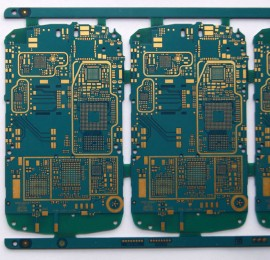 Buried PCB Immersion Gold Selective OSP Multilayers HDI PCB Manufacturing