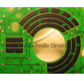 Carbon-PCB-potentiometer-PCB-China-manufacturer
