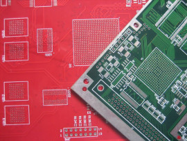 HASL PCB BGA Mutilayer PCB Fabrication