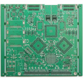 Immersion Silver Printed Circuit Board 6 Layer PCB Manufacturing