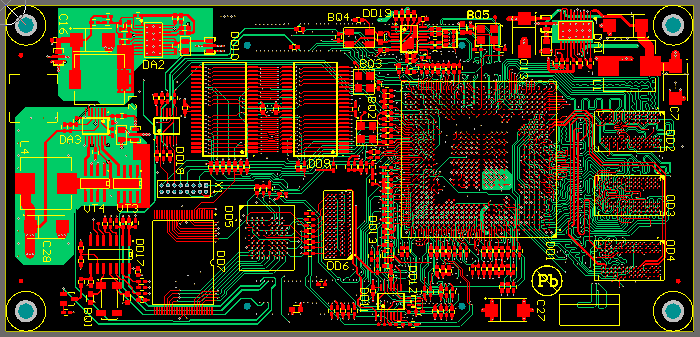 Printed Circuit Board Design Services – Asia Pacific Circuits Co.